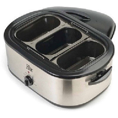 Elite 18 Qt. Electric Roaster & Electric Knife