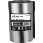 NorWesco 7 In. x 10 Ft. Mill Galvanized Roll Valley Flashing Image 1