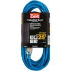 Do it Best 25 Ft. 16/3 Industrial Outdoor Extension Cord Image 1