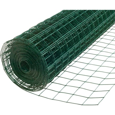Do it 36 In. x 50 Ft. (2x4) Vinyl-Coated Galvanized Welded Wire Fence