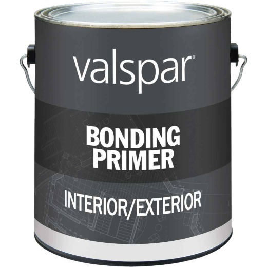 Valspar Latex Low VOC Bonding Primer, 1 Gal.